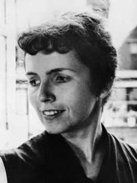 Grace Paley, what a writer! Someone I always associate with Tillie Olsen, Muriel Rukeyser. But she was also friends with Cyril and here's Cyril's story about Grace, via her grand-daughter.