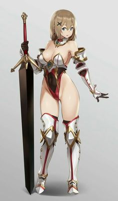 Safebooru is a anime and manga picture search engine, images are being updated hourly. Fantasy Girl, Fantasy Anime, Fantasy Warrior, Female Character Design, Character Concept, Character Art, Fantasy Characters, Female Characters, Anime Characters