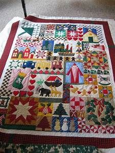 artistic quilting: Christmas Quilts