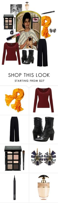 """""""Careless 03"""" by contactlensvision ❤ liked on Polyvore featuring Reed Krakoff, Miss Selfridge, Zimmermann, Johnston & Murphy, Chanel, Bobbi Brown Cosmetics, Nak Armstrong, NARS Cosmetics and Prada"""