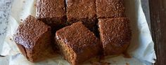 James Martin's Yorkshire Parkin cake