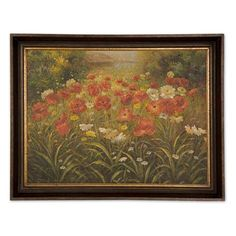 Have to have it. Field of Wildflowers - 47W x 37H in. $435.60