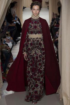 Valentino - Paris Fashion Week - Primavera Verano 2015 - Fashion Runway