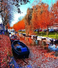 What's your favourite city?😀🍁 Amsterdam, Holland