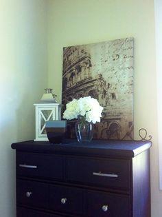 Bedroom decor additions