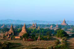 Bagan, #Myanmar #Travel