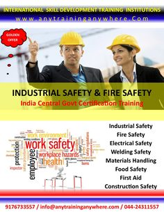 Safety Course Provider In India  We Provide Safety Courses