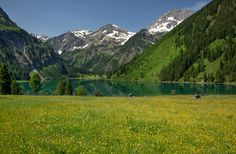 Visalpsee im Tannheimer Tal