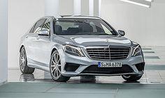 Mercedes S 63 AMG, lujo y potencia a partes iguales.