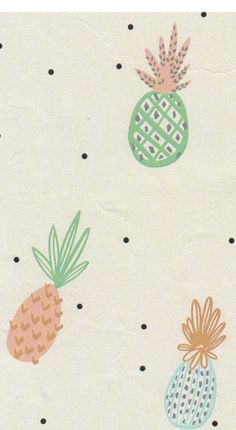 Love this pineapple print from Des Petits Hauts!