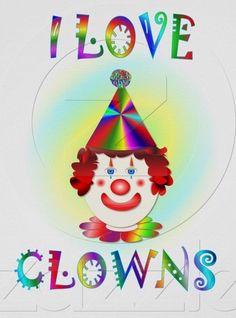 clowns <3