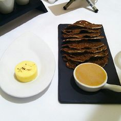 Paté de hígado de pato y mantequilla bretona #Zaranda #Blogtrip - @Garbancita