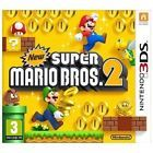 NINTENDO 3DS GAME NEW SUPER MARIO BROS 2 ds SUPERMARIO brothers