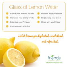 The benefits of a Glass of Lemon Water, #weightloss #diets #health