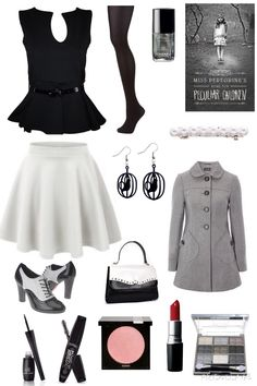 Miss Peregrine's Home For Peculiar Children Outfit