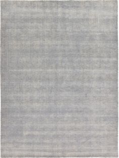 Gray 10 X Solid Gabbeh Rug