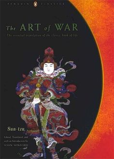 Sun Tzu's The Art of War. COURTESY PENGUIN CLASSICS Jessica Hagy has illustrated Sun Tzu's The Art of War using simple ink-on-index card drawings of Venn diagrams and x-y plots. [Harvard Business Review]