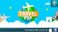 TravelPop - Photo Trivia - Free On iOS & Facebook - HD Gameplay Trailer