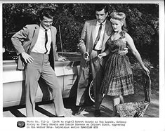 Robert Conrad, Anthony Eisley, and Connie Stevens in Hawaiian Eye Classic Movie Stars, Classic Tv, Golden Age Of Hollywood, Vintage Hollywood, Robert Fuller Actor, Connie Stevens, James Drury, Robert Conrad, Old Tv Shows