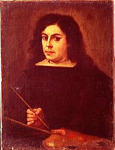 Bartolome Esteban Murillo, Self Portrait, XVII cent. Baroque, Esteban Murillo, Religious Paintings, Art Database, Reproduction, Art Studies, Artist At Work, Madonna, Art Museum