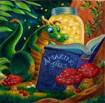 O Tapete Vermelho da Imagem: Images Red Carpet: Dragões leitores II / Library dragons II