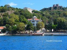 A Boszporusz túrák csúcspontja... Istanbul, Mansions, House Styles, Home Decor, Decoration Home, Manor Houses, Room Decor, Villas, Mansion