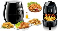 #airfryer #receitas #comida Receitas para Air Fryer Aprenda mais de 30 Receitas de forma simples e rápida !