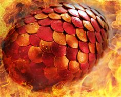 #Fire #Dragon #Egg SOLD