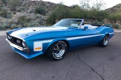 """Explore our site for additional details on """"Ford Mustang"""". It is an outstanding place to read more. 1971 Ford Mustang, Ford Mustangs, Barrett Jackson Auction, Mustang Convertible, New Trucks, Collector Cars, Muscle Cars, Cool Cars, Classic Cars"""