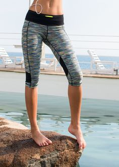 Summer leggings that perform as good as they look at the gym and beyond.