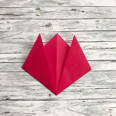 Easy-peasy Origami Tulips – The Bear & The Fox Mothering Sunday, Last Minute Gifts, Easy Peasy, Tulips, Lifestyle Blog, Gifts For Kids, Origami, Fox, Bear
