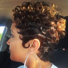 Lovely curlies @easha_1nolastylist - http://community.blackhairinformation.com/hairstyle-gallery/short-haircuts/lovely-curlies-easha_1nolastylist/