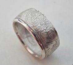 O'Shea coin ring
