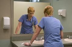 Edie Falco plays ER nurse Jackie Peyton, who is competent at her high-stress job but struggles with addiction. The sixth season of Nurse Jac...