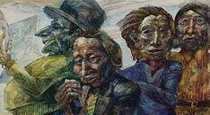 Výsledek obrázku pro šmidrové Painting, Art, Italia, Art Background, Painting Art, Kunst, Paintings, Performing Arts, Painted Canvas
