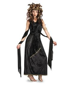 This Medusa Costume Set - Women by Disguise is perfect! #zulilyfinds