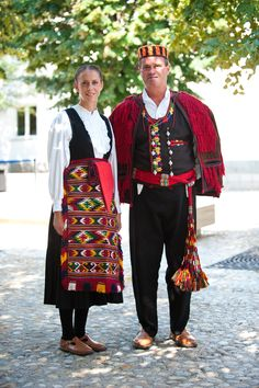 Kroatische tracht