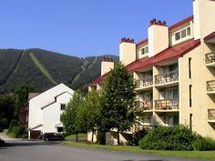 VRBO.com #243549 - Sugarbush Slopeside Condo: Not Your Typical Mountainside Condo Ski Rental, Rental Apartments, Ideal Home, Skiing, Condo, River, Vacation, Explore, Mansions