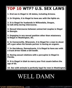 U.S. Sex Laws my-daily-dose-of-fun