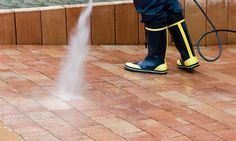 You do not need to go over an area again and again because High Pressure Cleaning Adelaide allows you to do the high pressure cleaning and washing in one sweep.