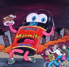 Marmite On The Run
