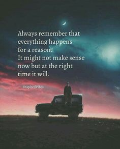 Positive Quotes : QUOTATION – Image : Quotes Of the day – Description Always remember that everything happens for a reason. Sharing is Power – Don't forget to share this quote ! Positive Affirmations, Positive Quotes, Positive Thoughts, Reason Quotes, Motivational Posts, Everything Happens For A Reason, Healing Quotes, Life Inspiration, Motivation Inspiration