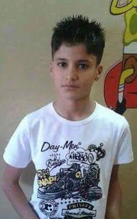 الانتفاضة الفلسطينية الثالثة: نادي الأسير: الطفل الأسير محمد إياد سويطي (13 عاما...