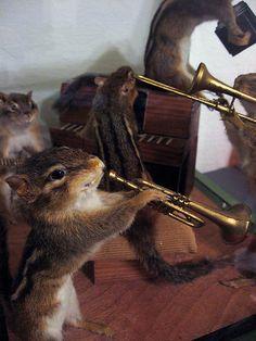 Chipmunk Band