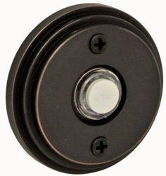 Rustic doorbell