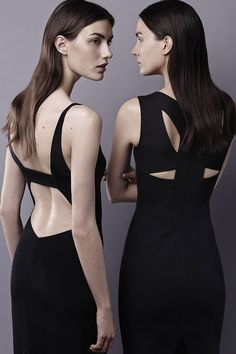 Narciso Rodriguez Resort 2015. Read the review on Vogue.com.
