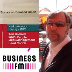 Wiki on the Air, featuring Business FM Pilot, Management, Business, Books, People, Libros, Book, Pilots, Store