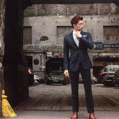 Esquire Magazine March 2011. NO 24 of DramaFever's 50 best pics of Rain.