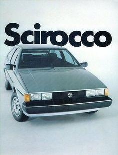 1982 Volkswagen Scirocco #VolkswagenScirocco Audi, Porsche, Bugatti, Lamborghini, Vw Scirocco, Vw Passat, Dmc 12, Auto Volkswagen, Vw Corrado