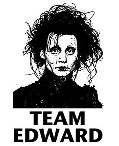 Team Edward…